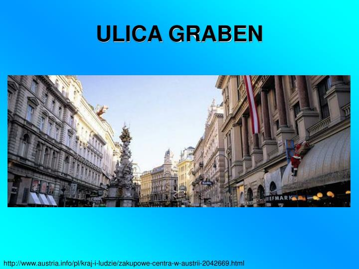 ULICA GRABEN