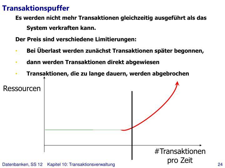 Transaktionspuffer