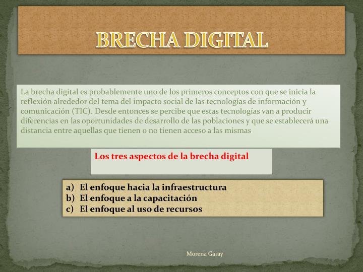 BRECHA DIGITAL