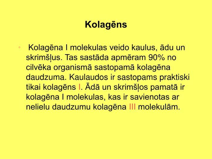Kolagēns