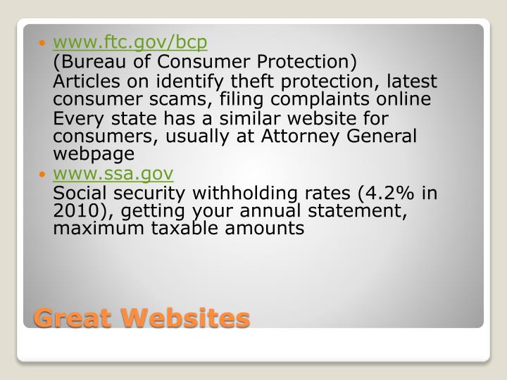 www.ftc.gov/bcp