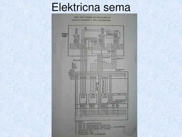 Elektricna sema