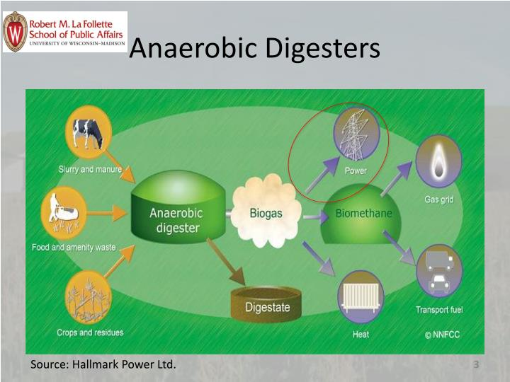 Anaerobic Digesters