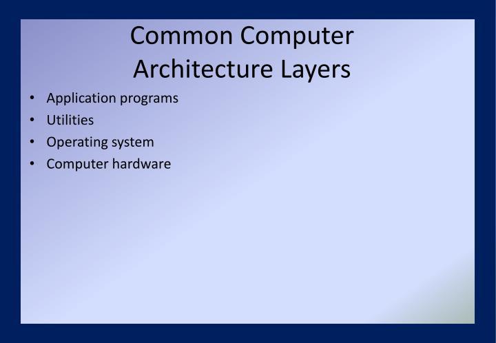 Common Computer