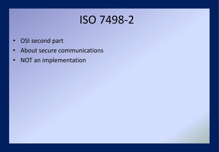 ISO 7498-2
