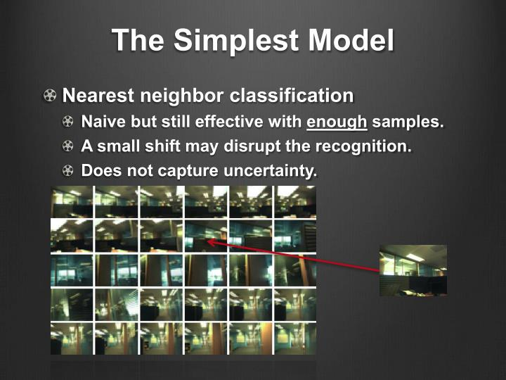 The Simplest Model