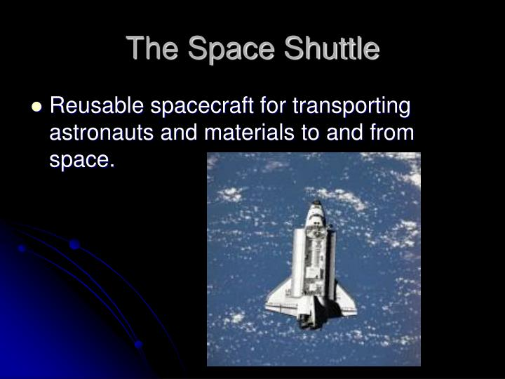 space shuttle materials - photo #24