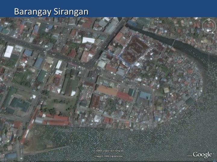 Barangay Sirangan