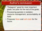 author s conclusion