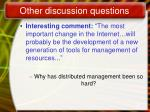 other discussion questions1