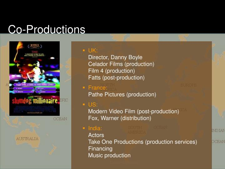 Co-Productions