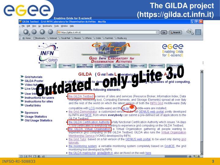 The GILDA project