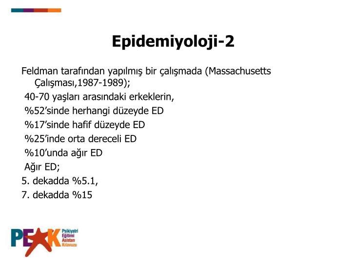 Epidemiyoloji-2