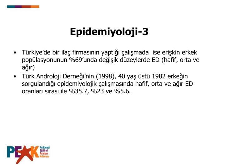 Epidemiyoloji-3