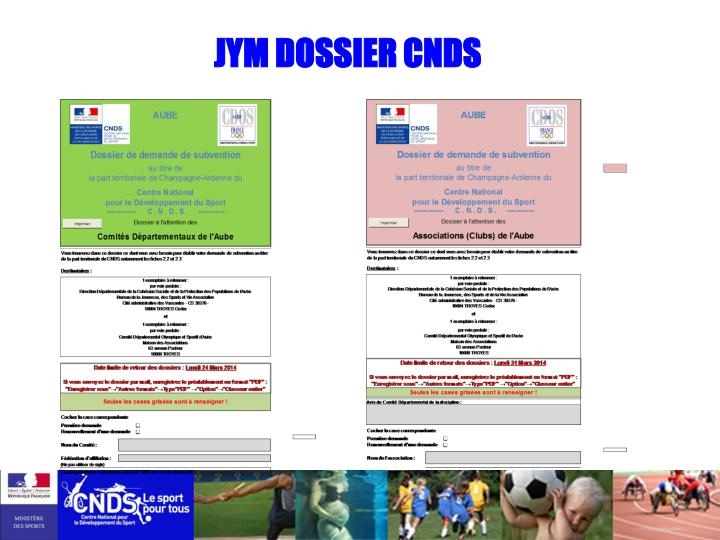 JYM DOSSIER CNDS