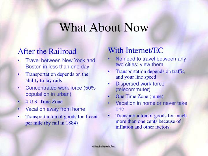 With Internet/EC