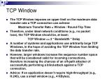 tcp window1