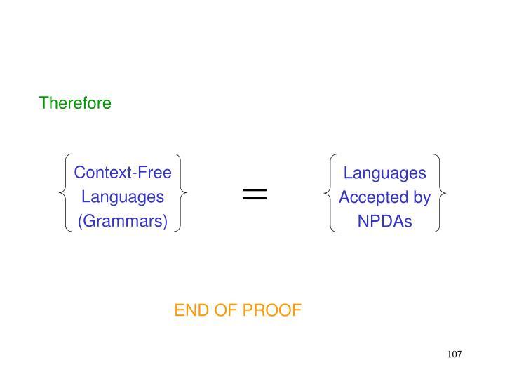 Context-Free