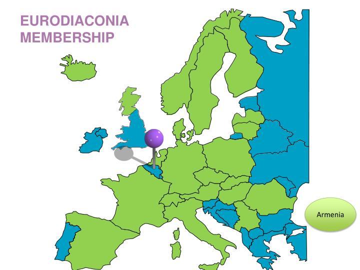 EURODIACONIA MEMBERSHIP