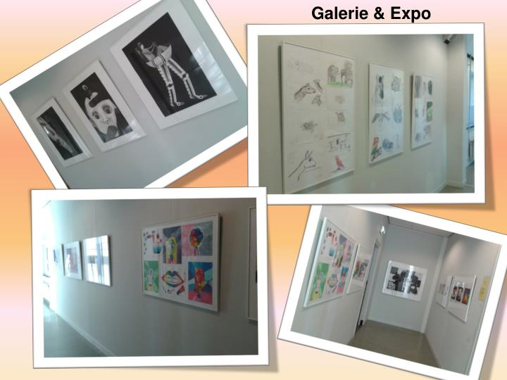 Galerie & Expo