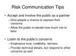 risk communication tips1
