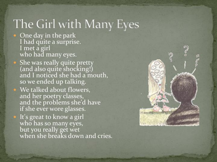 The Girl with Many Eyes