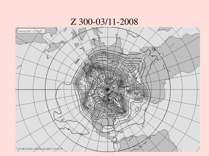 Z 300-03/11-2008