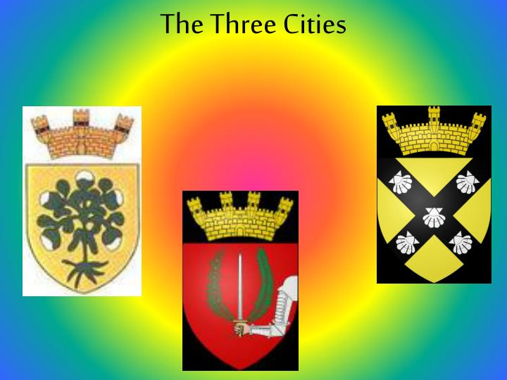 The Three Cities