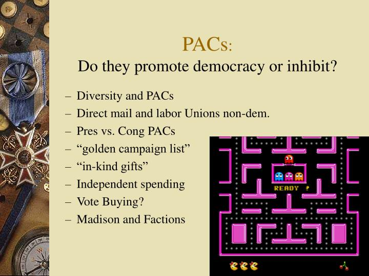 Diversity and PACs