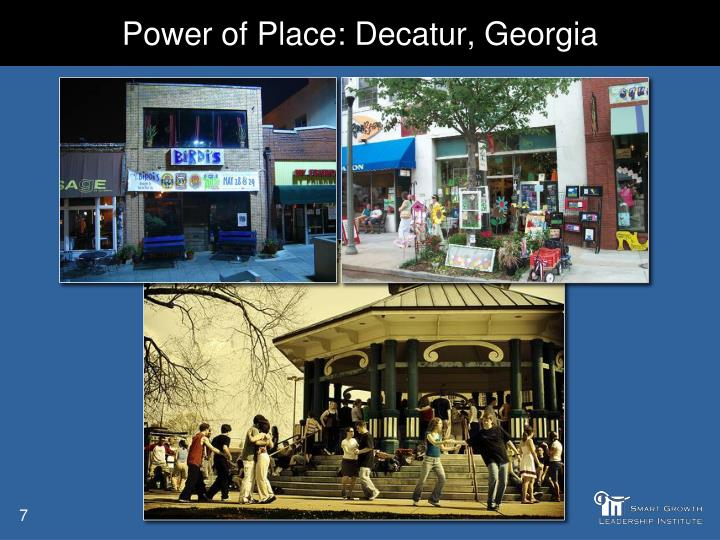 Power of Place: Decatur, Georgia