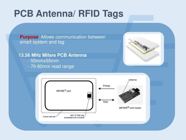 PCB Antenna/ RFID Tags