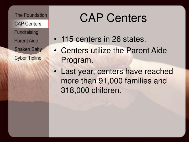 CAP Centers