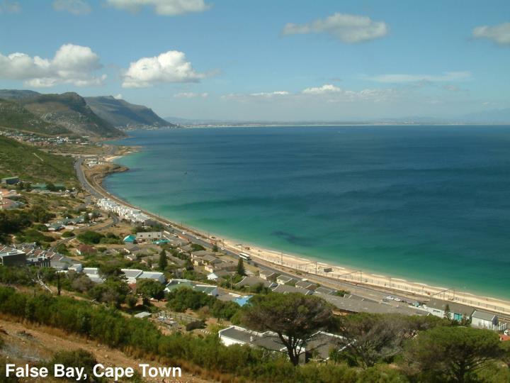 Monterey - False Bay, Cape Town