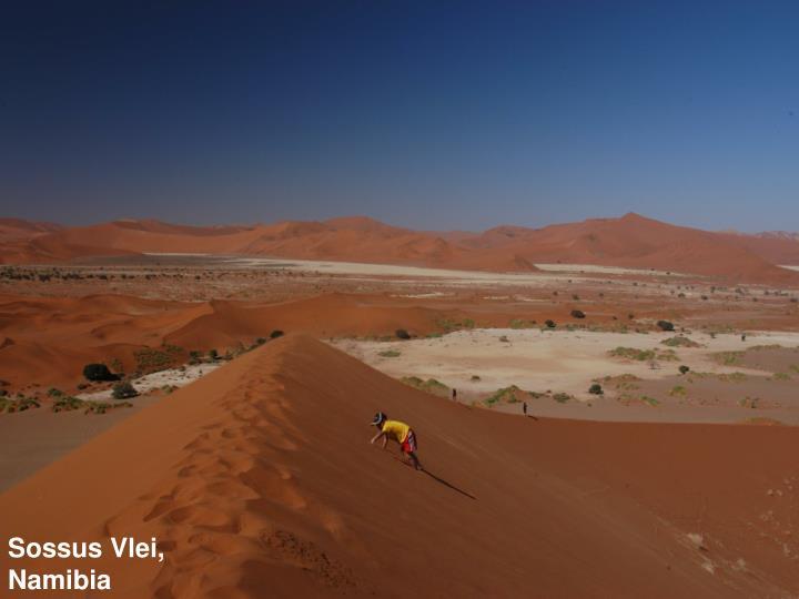 Sossus Vlei, Namibia