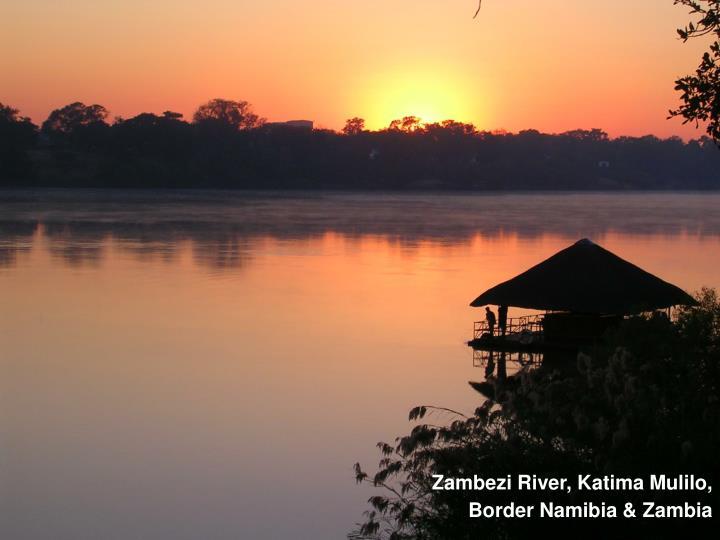 Zambezi River, Katima Mulilo,