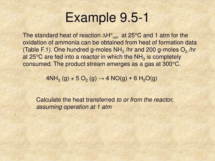 Example 9.5-1