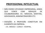 profissional intelectual