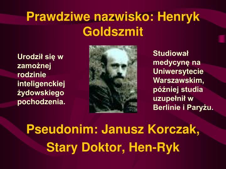 Studiował medycynę na Uniwersytecie Warszawskim, później studia uzupełnił w Berlinie i Paryżu.