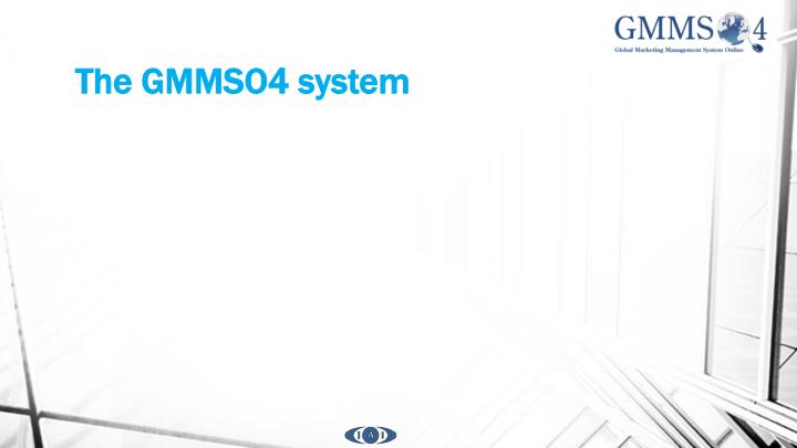The GMMSO4 system