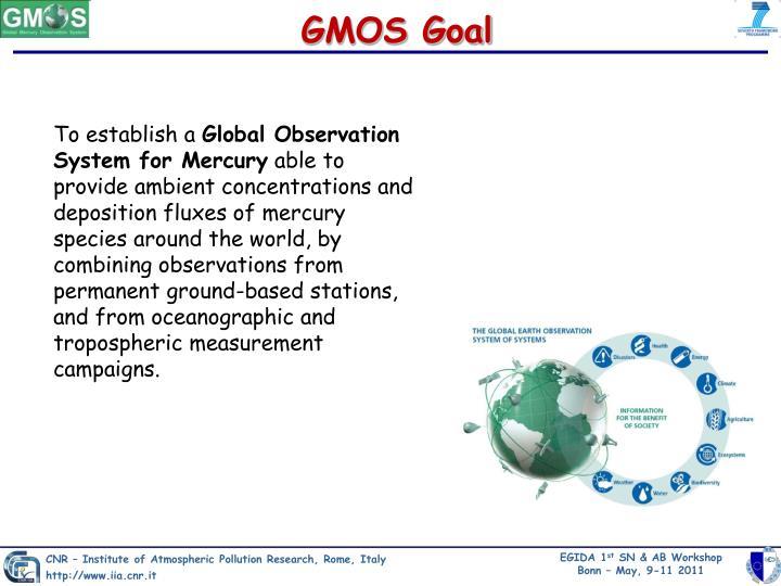 GMOS Goal