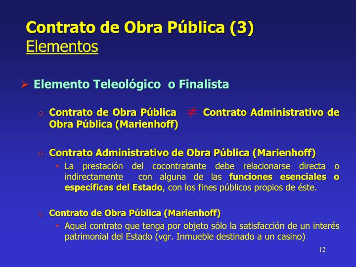 Contrato de Obra Pública (3)