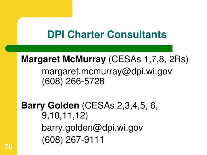 DPI Charter Consultants