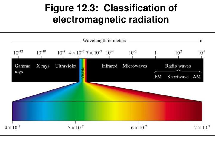 Figure 12.3:  Classification of