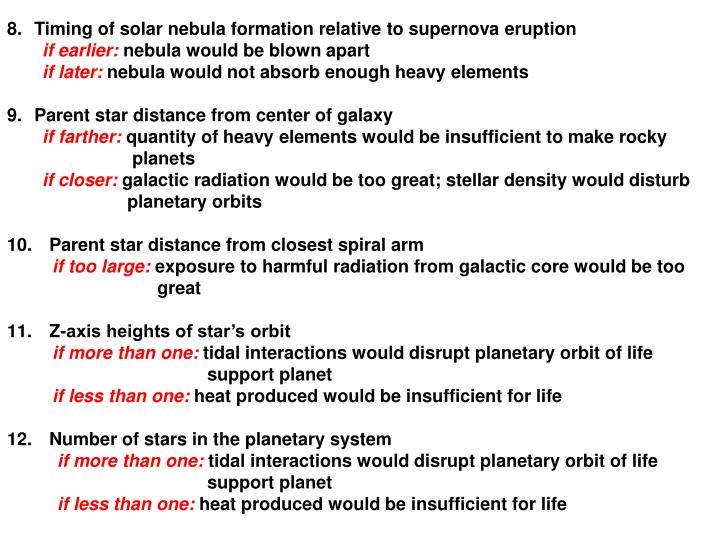 Timing of solar nebula formation relative to supernova eruption