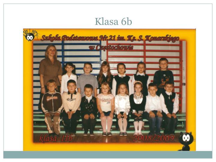 Klasa 6b