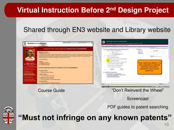 Virtual Instruction Before 2