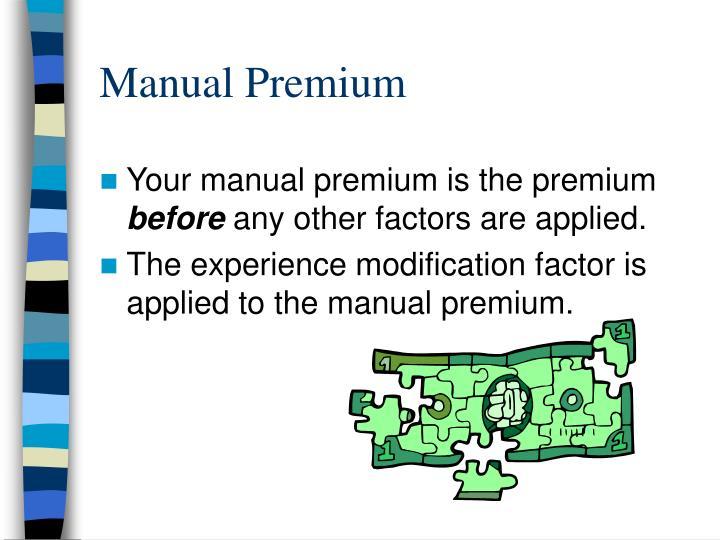 Manual Premium