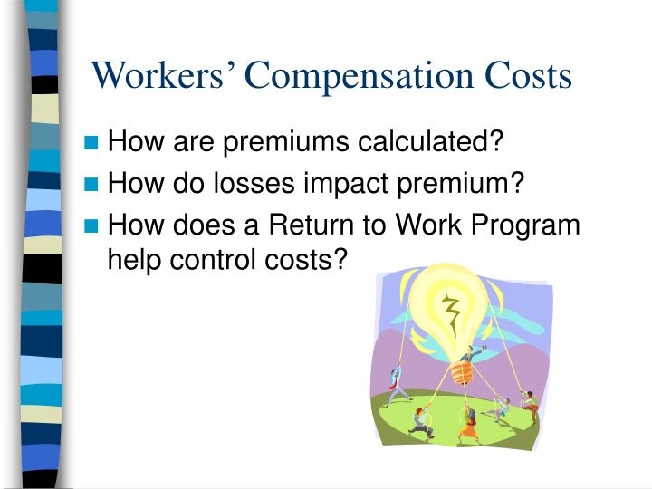 Workers' Compensation Costs