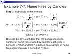 example 7 7 home fires by candles1