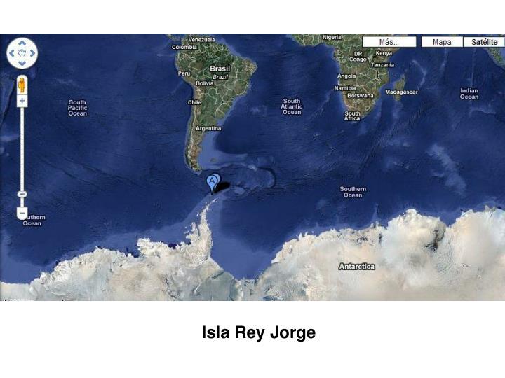 Isla Rey Jorge